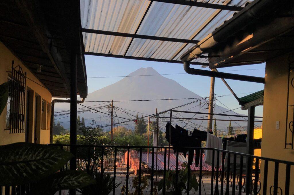 rejsebrev anne praktik sygeplejerske casa jackson antigua guatemala